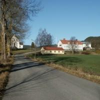 Torsåkers kyrka och församlingshemmet