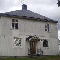 Fasad mot Sollefteåvägen